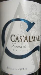 2010_CasAlmare_Torrontes